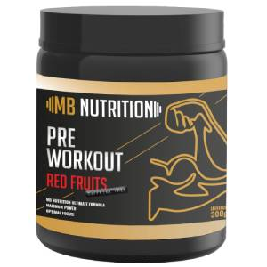 pre workout mb nutrition