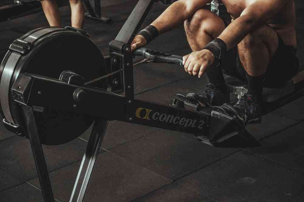 fitness roeien
